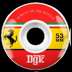 Колеса DGK - Ghettorarri 53mm 101A